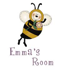 for bee theme decor girl bedroom wall art plaque canvas on toddler canvas wall art with toddler girl bedroom ideas bee art