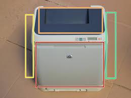 Hp 2600n Color Laser Printer Cartridgeslll L