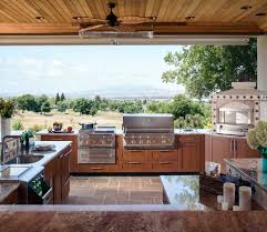 Brown Jordan Outdoor Kitchens Outdoor Kitchens Perfect For Summer Entertaining Design Chic