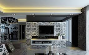 great wall mounted tv decorating idea livingroom living room mount design on indium unit led with cabinet stand shelf height