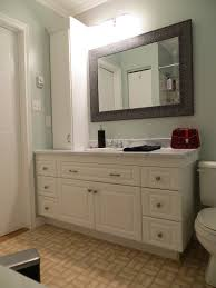 refacing bathroom cabinets before after. refacing bathroom cabinets before after e