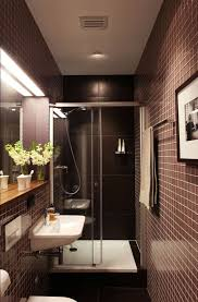 small narrow bathroom ideas. Best Long Narrow Bathroom Ideas On Pinterest Small And DIY A