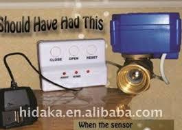 Water Leak Alarm Internet Sales Water Leak Detection Equipment Water Leak Detector Flood Sensor Underground Water Detection Water Meter Alarm System