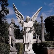 angels sculptures
