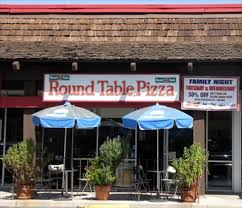 round table pizza almaden expressway san jose california pizza s regional chains on waymarking com
