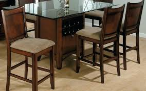 full size of round glass dining table with dark wood base aria espresso and wonderful vs