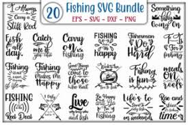 ✓ free for commercial use ✓ high quality images. Fishing Svg Design Bundle Graphic By Graphicsbooth Creative Fabrica
