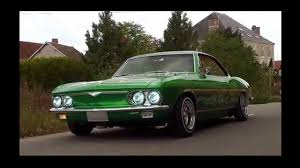 Chevrolet Corvair 1966 LowRider - YouTube