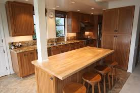 Cherry Or Maple Cabinets Beautiful Cherry Cabinets With Clear Satin Lacquer Finish Maple