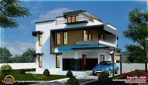 modern 4 bhk home exterior in 186 square yards indian house plans