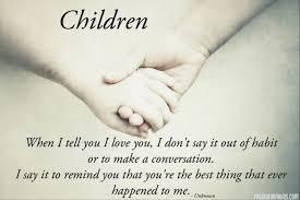 Declarative My Kids Quotes Vrpe Enchanting My Children Quotes