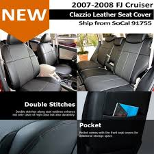 fj cruiser leather seat covers toyota