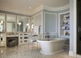 Interior Designer Bathroom Portfolio Coastal Transitional Bath By Studio M Interior Design