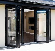 bifold patio doors. Image Is Loading Aluminium-Bifold-Patio-Doors-Inc-Glass-New-3- Bifold Patio Doors
