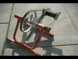 homemade electric generator. Free DIY BYO Plans For Pedal Power Bicycle Generator Homemade Electric W