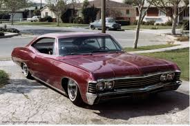 Howard Gribble's 1967 Impala   Praise the lowered!   Pinterest ...