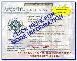 the honor society of phi kappa phi the university chapter of the honor society of phi kappa phi scholarship established 2010 out how to donate