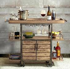 bamboo bar cart. Outstanding Vintage Gold Bar Cart Glass Nice Trolley Best Tea . Square Bamboo