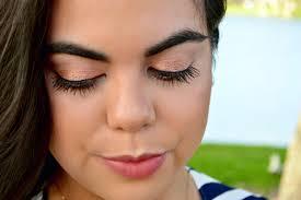 natural makeup look let s fall in love
