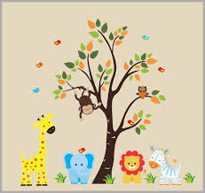 baby brother on jungle wall art for baby room with safari animal nursery decor jungle animal wall decals baby