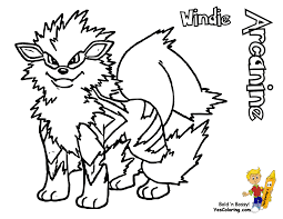 Small Picture Pokemon Eevee Evolutions Coloring Pages A Map About Pokemon Go