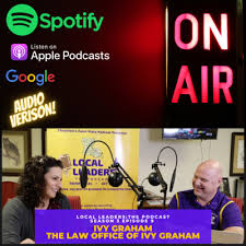 Local Leaders: The Podcast! • A podcast on Anchor