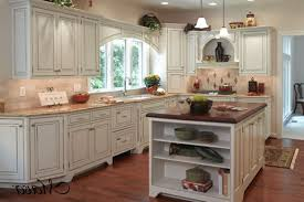 French Country Island Kitchen French Country Kitchen Brown Wooden Kitchen Island Wall Mount