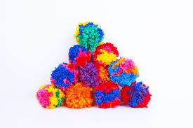 Image result for pom poms