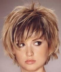 Coupe De Cheveux Pour Visage Rond Femme Coiffure