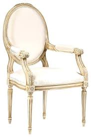 T Louis Xvi Chair Style Armchair Traditional Dining Chairs  History