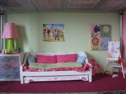 how to make a cheap dollhouse for american girl dolls clue wagon american girl furniture ideas