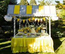 yellow and gray wedding dessert table with really cute ideas via Wedding Decorations Yellow And Gray yellow and gray wedding dessert table with really cute ideas via kara's party ideas wedding decorations yellow and gray