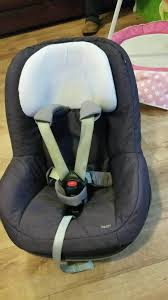 maxi cosi pearl car seat and isofix base