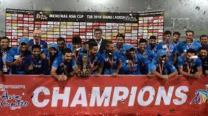 Asia Cup Chart Asia Cup Schedule Out India Vs Pakistan On September 19