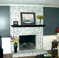 paint fireplace painted brick fireplace white how to paint a picture painting over paint marble fireplace