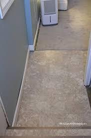 basement flooring carpet. Basement Stair Landing With Carpet Flooring