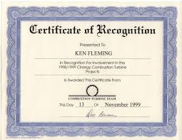Sample Blank Certificate Of Recognition Copy Lovely Appreciation ...