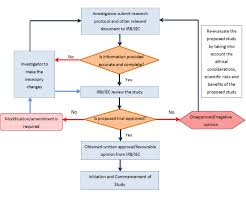 Clinical Trial Process Flow Chart Ppt Institutional Review Board Independent Ethics Committee
