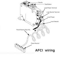 arc fault breaker wiring diagram arc image wiring afci breaker wiring diagram afci auto wiring diagram schematic on arc fault breaker wiring diagram