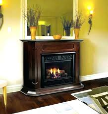 gas starter wood burning fireplace using gas starter wood burning fireplace universal start series insert gas