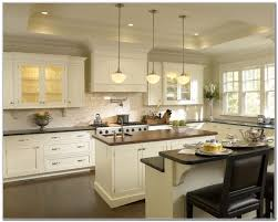 Shaker Kitchen Houzz Maple Shaker Kitchen Cabinets Cabinet Home Decorating