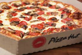 Pizza Hut Nutritional Information Chart Pizza Hut Dairy Free Menu Items And Allergen Notes