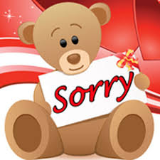 sorry clipart sorry graphic animated graphics sorry