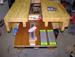 paul sellers workshop. my never ending journey to become a woodworker is highly influenced by people like paul sellers and bob cosman. so i wanted place for sharpening chisels workshop