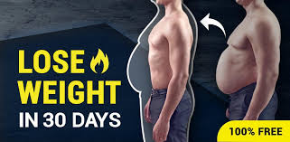 lose weight app for men weight loss