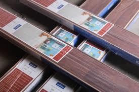 acclimate your flooring by cross stacking the boxes
