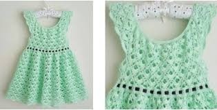Free Crochet Toddler Dress Patterns