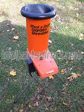 garden shredder. Black And Decker 8501_TYPE_2 GARDEN SHREDDER Parts Garden Shredder