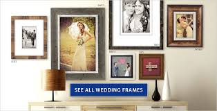wedding frames gallery wall collage