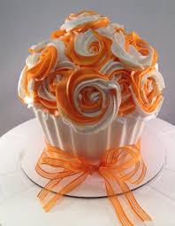 Giant Cupcake Cake Cakecentralcom